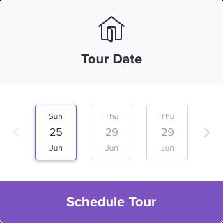 Request apartment tour online